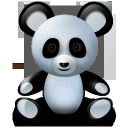 toy boy panda