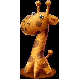 gift 9 girafe