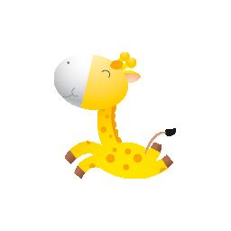 1 girafe