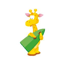 7 girafe