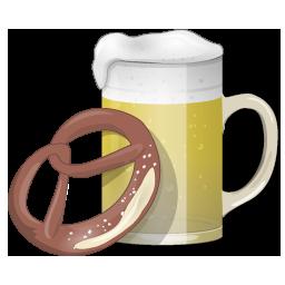 BeerAndPretzel biere