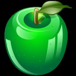 green apple pomme