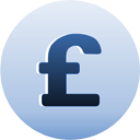 sterling pound currency sign livre