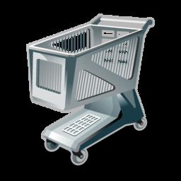 shopping cart 02 caddie