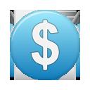 currency blue dollar dollar
