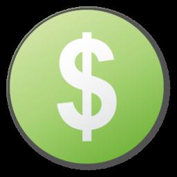 currency dollar green dollar