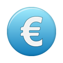 currency blue euro euro