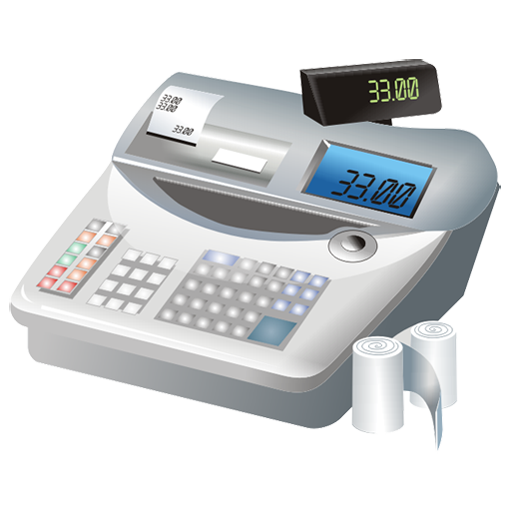 cash register 2 tiroir caisse