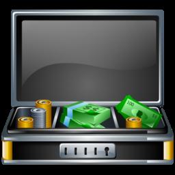 cashbox tiroir caisse
