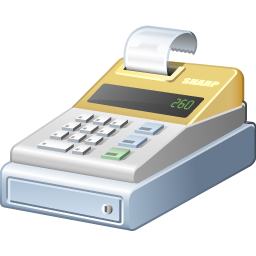 cash register tiroir caisse