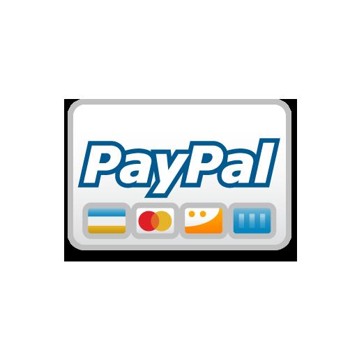 kaching paypal card 400