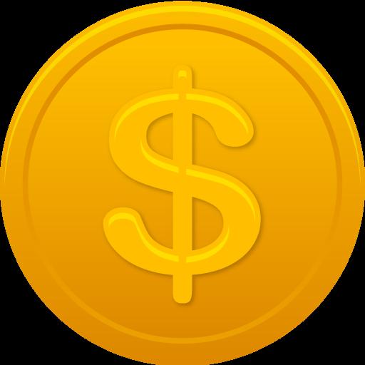 coin us dollar monnaie
