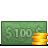 money 100dollar coins monnaie