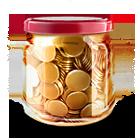 moneyjar monnaie
