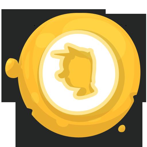 coin silhouette monnaie