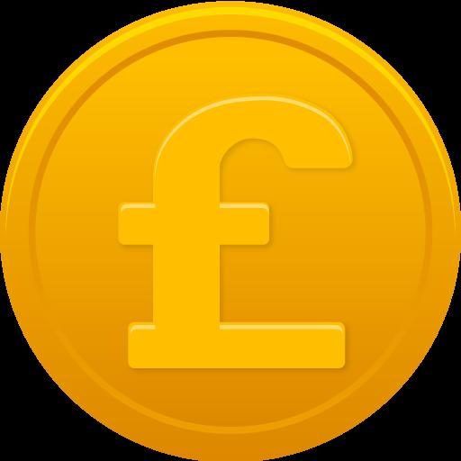 coin pound monnaie