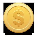 dollar coin monnaie