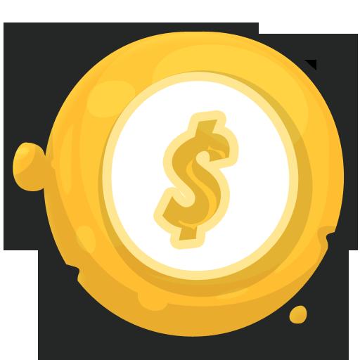 coin dollar monnaie