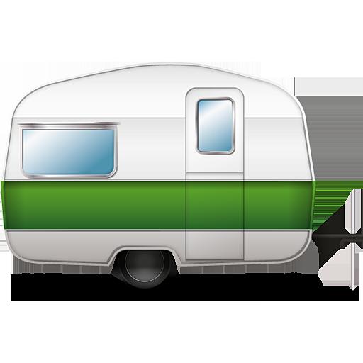 camping trailer camping