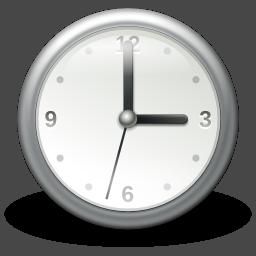 nouvegnome clock horloge