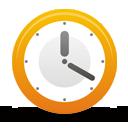 coquette clock horloge