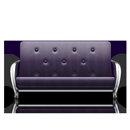 Futon fauteuil