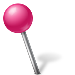 left pink epingle