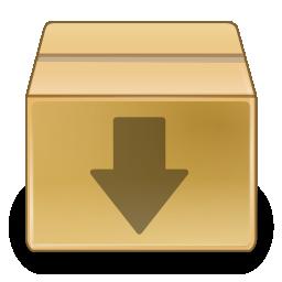 emblem package carton