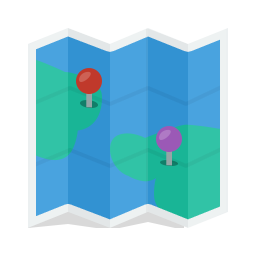 map carte