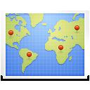 map location carte