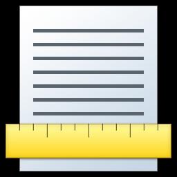 ruler hor