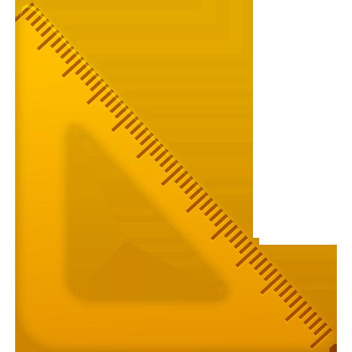 triangle ruler512