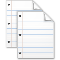 copy clipboard lined