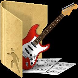 folder public music