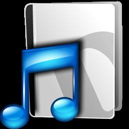 silverblue folder my music 1