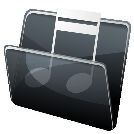 music folder 512