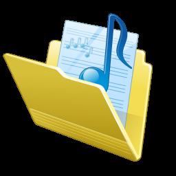 folder my music 3