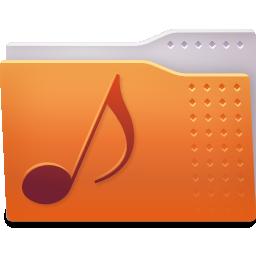 folders music