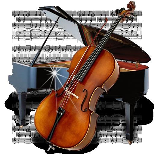 music piano chello