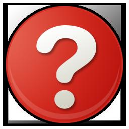 bullet question w r         interrogation