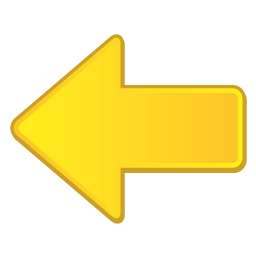 arrow left yellow