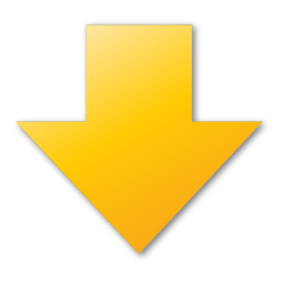 arrow down yellow