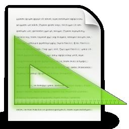 document page setup