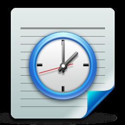 document scheduled tasks