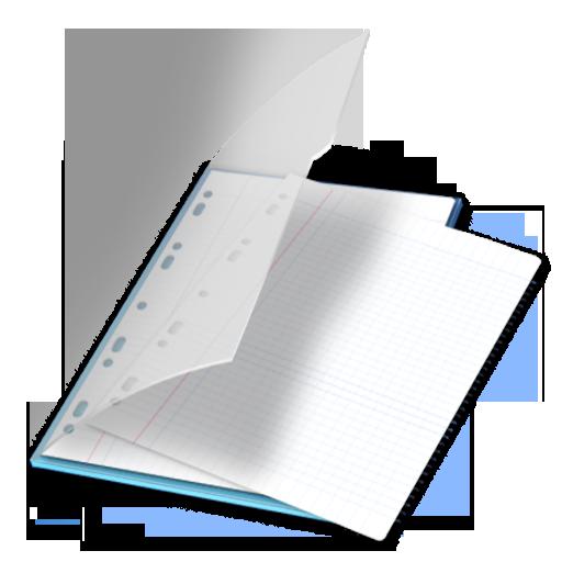 documents bleu