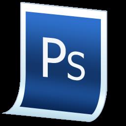 document photoshop