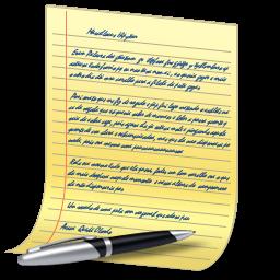 document yellow