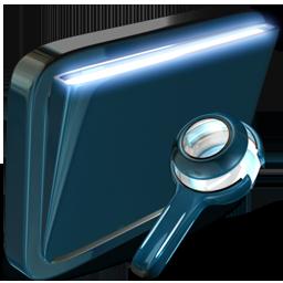 folder searches search