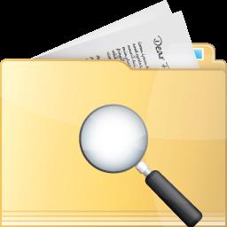 folder search 1 search