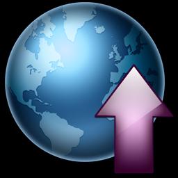 earth upload